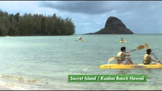 Secret Island / Kualoa Ranch Hawaii
