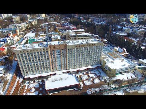 Видеообзор санатория «Виктория», Кисловодск