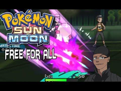The Target -  Pokemon Sun & Moon FFA