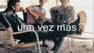 Jonas Brothers - Fly with me (TRADUCIDA EN ESPAÑOL) REAL version! +DOWNLOAD.