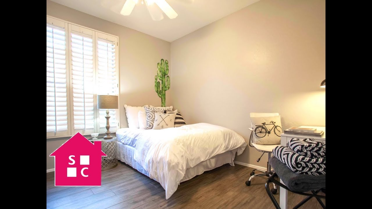 Minimalist Guest Room Makeover And Tour Youtube