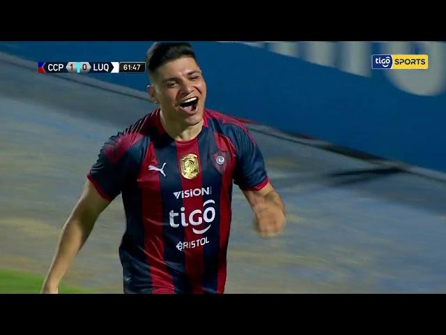 Con polémico penal, Cerro ganó a Luqueño