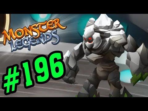 ✔️100K HP! SIÊU TRÂU BÒ! - Monster Legends Game Mobiles - Quái Vật Android, Ios #195