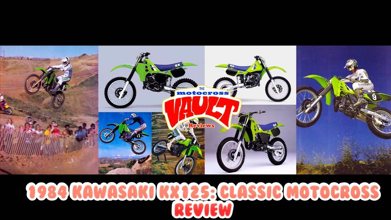 1984 Kawasaki KX125 Classic Motocross Review