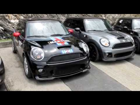 "club mini & bmw méxico ""valle de bravo"" - youtube"