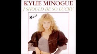 Kylie Minogue - I Should Be So Lucky - (Max Mix 6 Long Version ) 1988