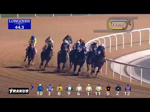 Race 6 UAE 2000 Guineas Trial Sponsored by Emirates Global Aluminium Div  2  Race Recap