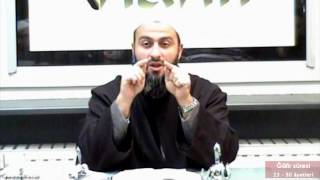 Ğafir (Mü'min) suresi (23-50 ayetler) Tefsir - Muharrem Çakır