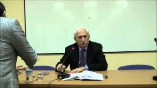 Prof. Dr. İbrahim Çalışkan -  İslam Hukuk Literatürünün Tarihsel Gelişimi