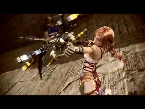 Guided Tour - Final Fantasy XIII-2 Trailer
