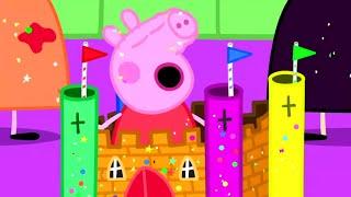 Peppa Pig Full Episodes   Season 7   Episode 12   Kids Videos