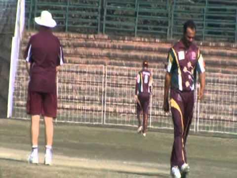 BFGI - Cricket Match between Central Cricket Club Kookaburra Queensland (Australia)