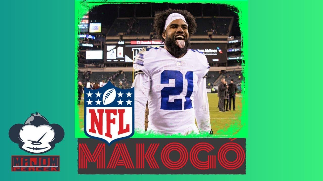 Week 7 - NFL makogó