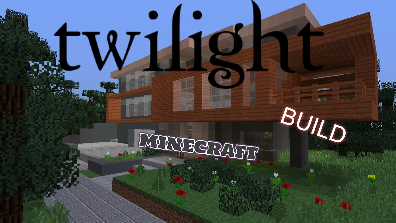 Adamh tutorial minecraft cullen house twilight