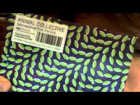 Animal Collective Merriweather Post Pavilion Vinyl