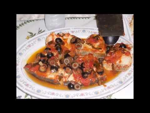 Sword Fish Alla Siciliana ( The Sicilia Way)(Home Cooking With Josephine Romano)
