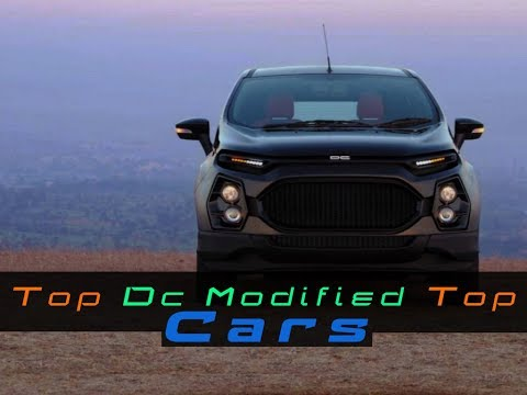 Xclusive Dc Top 19 Modified Cars 2017