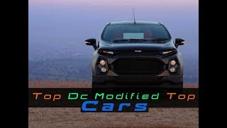 Dc Modified Top Cars | TOP 20 Modified Cars India |