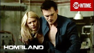 Homeland | 'He Rises' Official Clip | Season 5 Episode 5