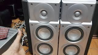 xả 890k cặp loa sharp 2 bass gx10 hình tháp rất lạ và độc này. chi tiết liên hệ 0966594581