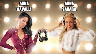 DJ ANNA CAVALLI DJ ANNA SAHARA Hans Van Biets WDGAF Original Mix