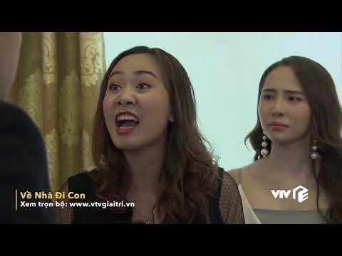 VTV Giải Trí | Màn 'bắn Rap' Thần Sầu Của Chị Linh | Về Nhà Đi Con Tập 68