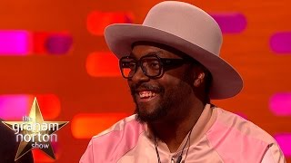 Will.i.am's Amazing Michael Jackson Impression - The Graham Norton Show