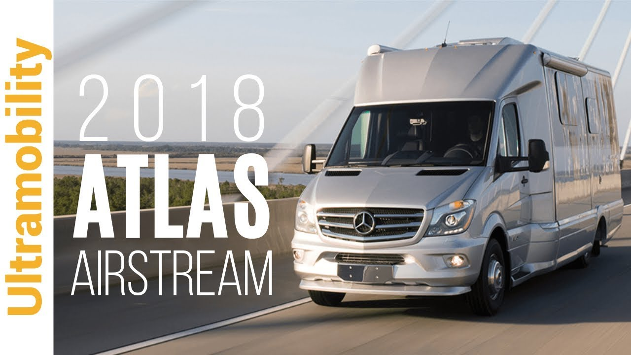 Airstream Atlas Review >> 2018 Airstream Atlas Review Luxury Class B With Murphy Suite
