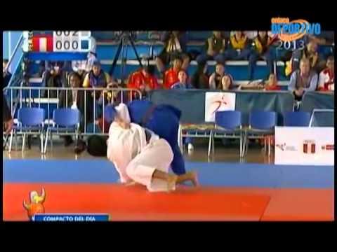 Judo peruano nos regaló dos medallas de oro en los Juegos Suramericanos