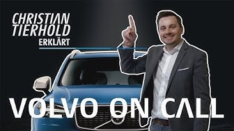 """""""Volvo On Call"""" - Christian Tierhold erklärt"""