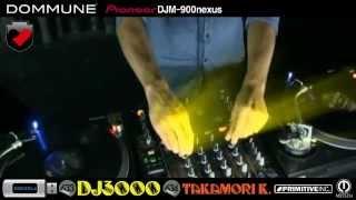 DJ 3000×DOMMUNE -1