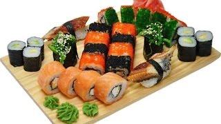 Как приготовить роллы и суши в домашних условиях