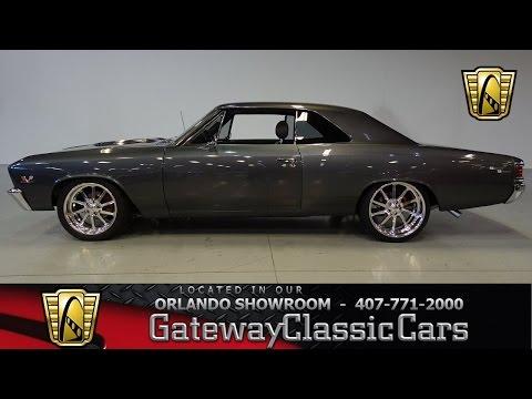 1967 Chevrolet Chevelle Gateway Classic Cars Orlando #486
