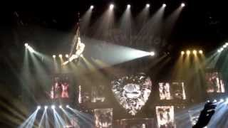 Pink - Try -  live @ Prague O2 arena -The truth about love tour