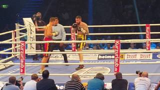 Tyron Zeuge vs Paul Smith Round 12 Super Middleweight LIVE 17.06.2017