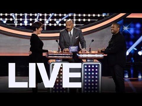 Kim Kardashian, Kanye West Ready For 'Family Feud' | ET Canada LIVE