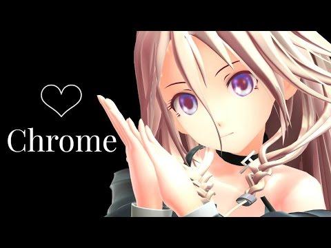 [MMD] Heart Chrome