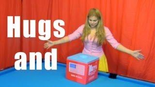 Mary Avina Fun Easter Billiard Trick Shot Video Two