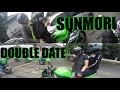 Sunmori + Double Date???? #F.Sigarmotovlog