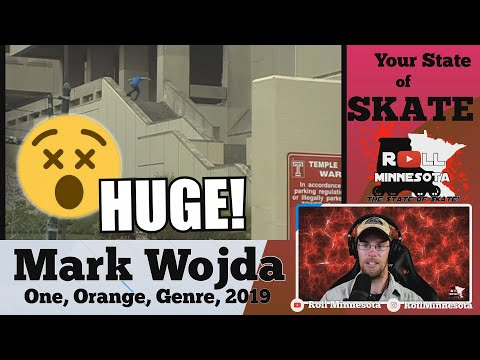 MARK WOJDA: EXTREMELY TALENTED SKATER! (Rolling Reactions)