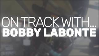 On track with Bobby Labonte at Tours Speedway | NASCAR GP FRANCE