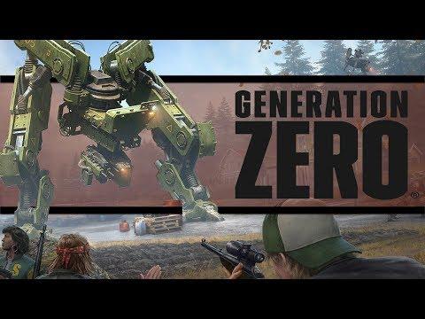 Download Das neue Co-op Abenteuer ★ Generation Zero ★ #01 ★ Multiplayer Gameplay Deutsch German