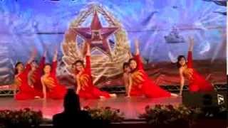 Coreografia chinesa (Ru huo qing chun)