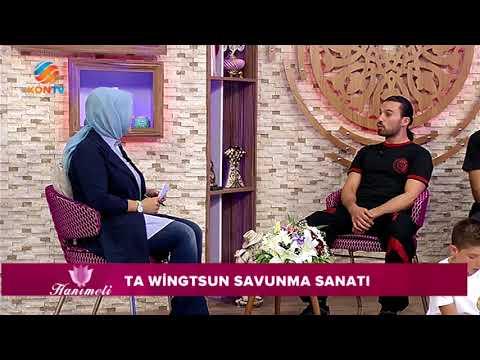 HANIMELİ - TA WİNGTSUN SAVUNMA SANATI - 22 AGUSTOS 2017