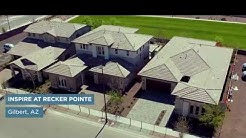 Inspire at Recker Pointe | New Homes in Gilbert, AZ
