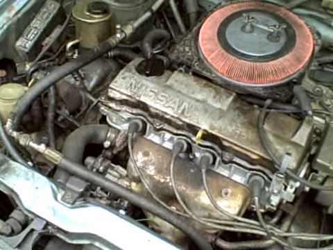 B12: 1989 Nissan Sentra - YouTube