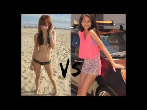 Bella Thorne vs Zendaya (1080p)