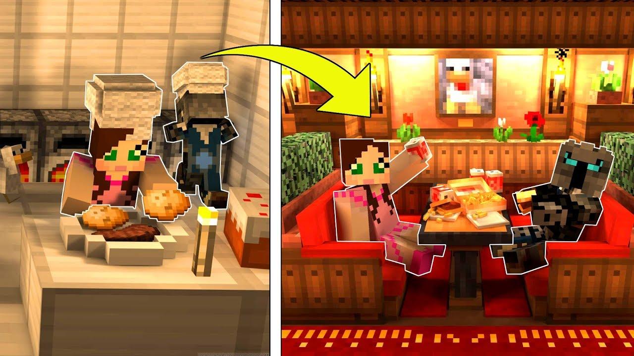 Minecraft Mcdonalds Tycoon Sell Fast Food Make Money Modded