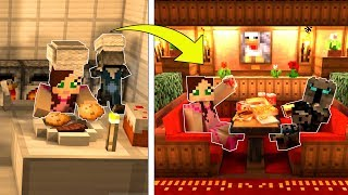 Minecraft: MCDONALDS TYCOON! (SELL FAST FOOD & MAKE MONEY!) Modded Mini-Game