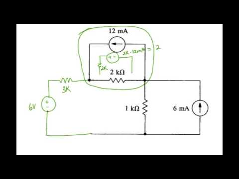 dc: Source Transformations Example #2